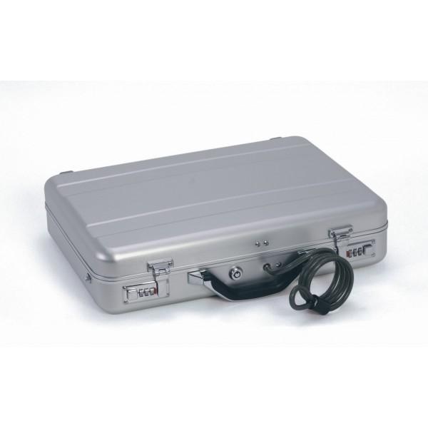 mallette de s curit milano pour ordinateur portable phoenix sc0071c pour pc 17 pouces avec. Black Bedroom Furniture Sets. Home Design Ideas