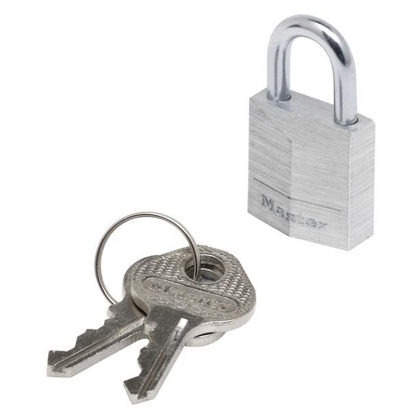 cadenas master lock 9130eurd en aluminium. Black Bedroom Furniture Sets. Home Design Ideas
