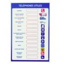 Consigne téléphones utiles