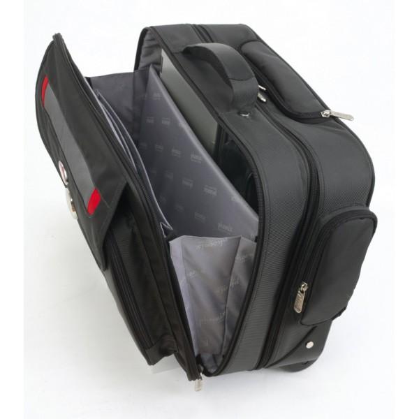 mallette de s curit venice pour pc portable phoenix sc0084c pour pc 17 pouces r sistant l 39 eau. Black Bedroom Furniture Sets. Home Design Ideas