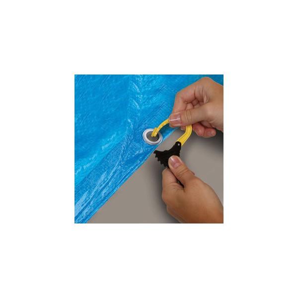 Tendeur pour b che master lock tarp lock 3028eurdat for Tendeur bache piscine