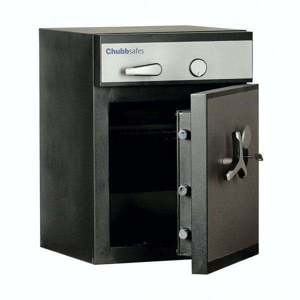 coffre de d p t proguard dt chubbsafes 60 classe 2 capacit 45 litres avec serrure clef a2p. Black Bedroom Furniture Sets. Home Design Ideas