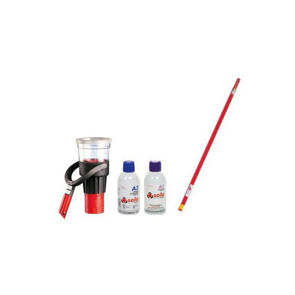 Kit de test de d tecteurs de fum e 3m - Detecteur de fumee test comparatif ...