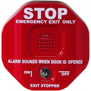 Alarme pour ouverture de porte simple ou double