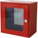 Plexiglas de rechange pour boîte 25x25 cm
