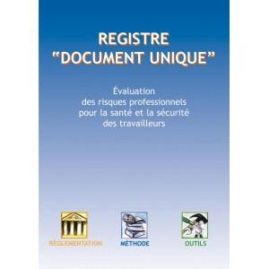 """Registre ''document unique """""""