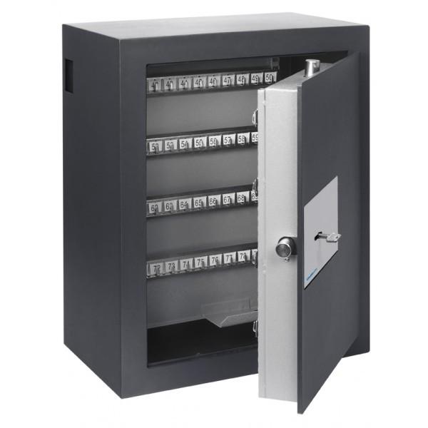 armoire forte clefs chubbsafes epsilon 80k capacit 88 clefs avec trappe de dep t et serrure. Black Bedroom Furniture Sets. Home Design Ideas