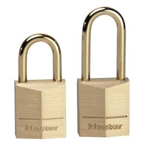 Cadenas Master Lock 115EURD et 3115EURD