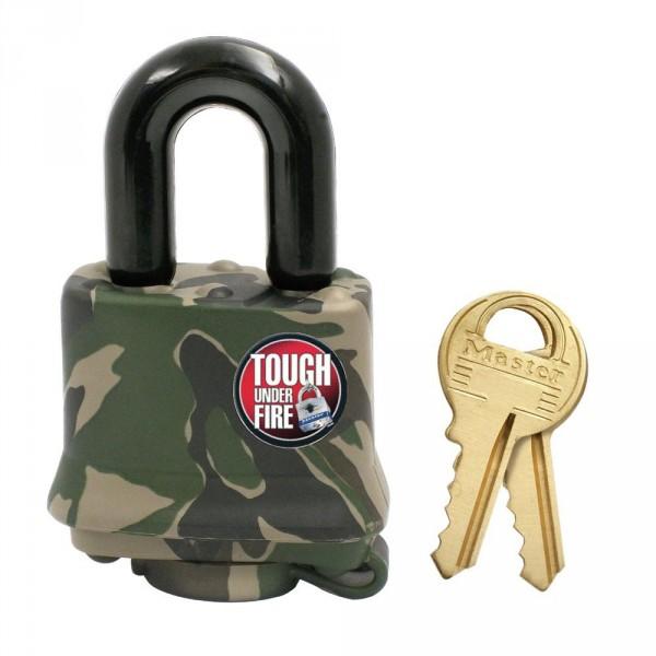 cadenas master lock 317eurd en acier lamin. Black Bedroom Furniture Sets. Home Design Ideas