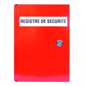 Armoire pour registre de sécurité A4