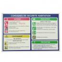 Consignes habitation