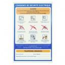 Consigne Sécurité électrique