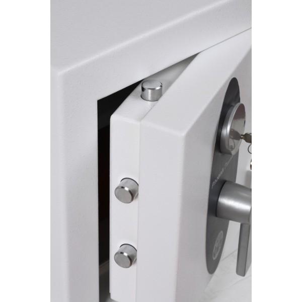 coffre fort phoenix castille hs0603k capacit 62 litres avec serrure clef vds classe 1. Black Bedroom Furniture Sets. Home Design Ideas
