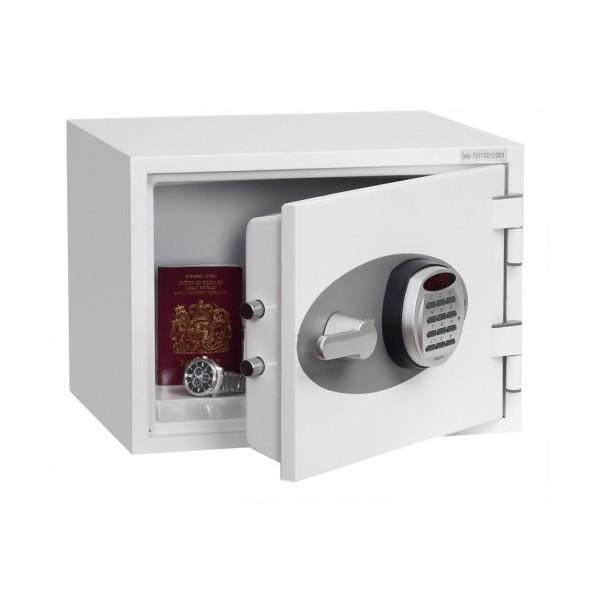 coffre fort ignifuge compact phoenix titan security fs1271e capacit 16 litres ignifuge 1h. Black Bedroom Furniture Sets. Home Design Ideas