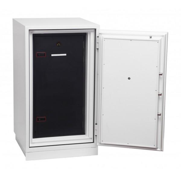 coffre fort ignifuge phoenix data commander ds4621e capacit 143 litres ignifuge 2h donn es. Black Bedroom Furniture Sets. Home Design Ideas