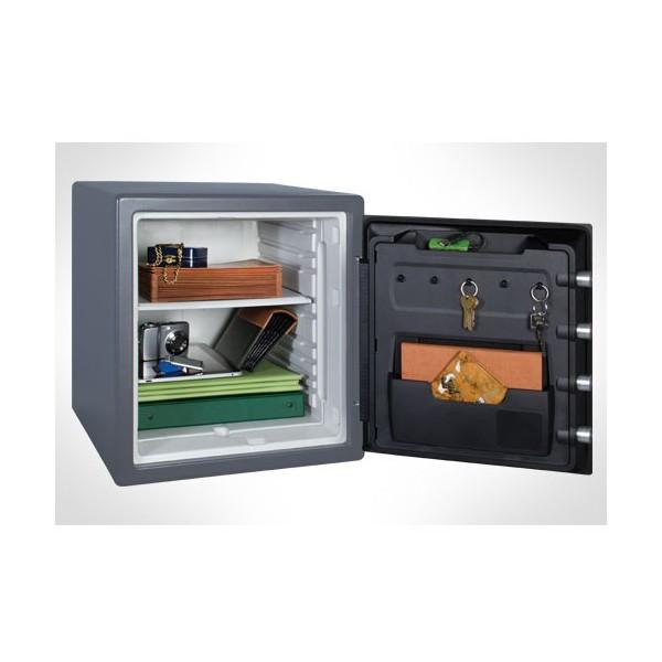 coffre fort ignifuge sentry safe sfw123fsc capacit 35 litres ignifuge 1h avec serrure clef a2p. Black Bedroom Furniture Sets. Home Design Ideas