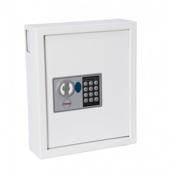 coffre cl phoenix ks0032e capacit 48 clefs avec serrure lectronique programmable. Black Bedroom Furniture Sets. Home Design Ideas