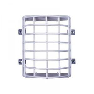 Grille de protection antivandale pour d tecteur sti 962 171x146x108mm - Grille de protection pour insert ...