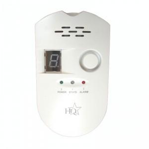 Détecteur de gaz avec afficheur digital HQ