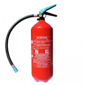 Extincteur à eau pulvérisée 6 Litres Anaf FS6-J