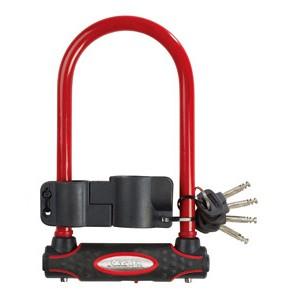 Antivol U Master Lock 8195EURDPROCOLW de couleur rouge