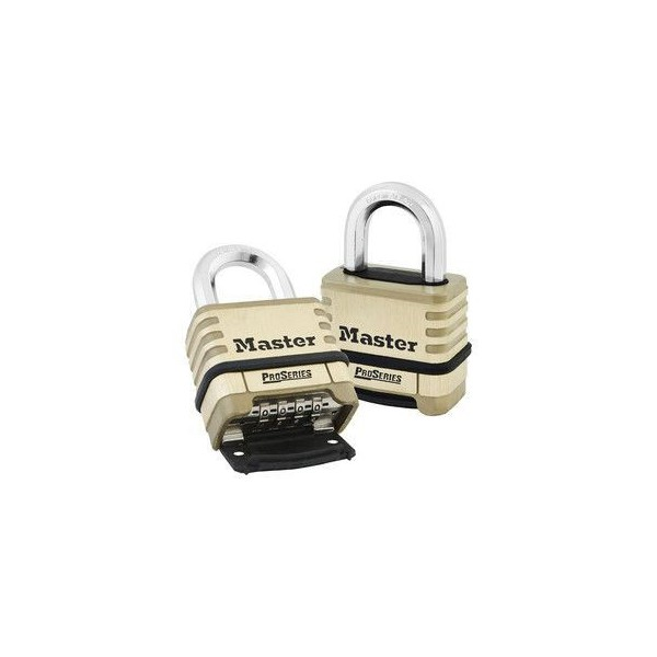 cadenas master lock 1175d en laiton. Black Bedroom Furniture Sets. Home Design Ideas