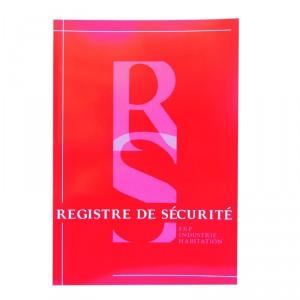 Registre de sécurité A4 édition complète
