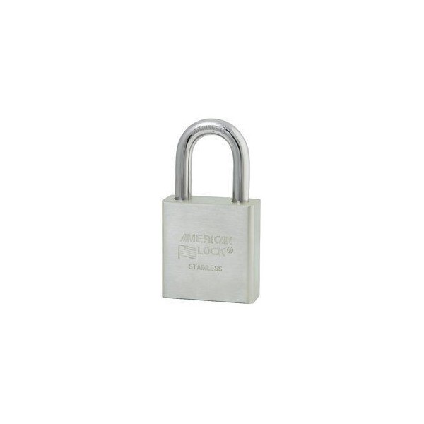 cadenas master lock a6400 en acier inoxydable. Black Bedroom Furniture Sets. Home Design Ideas