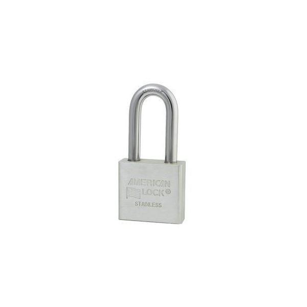 cadenas master lock a6461 en acier inoxydable. Black Bedroom Furniture Sets. Home Design Ideas