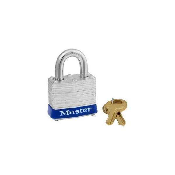 cadenas master lock 3eurd en acier lamin. Black Bedroom Furniture Sets. Home Design Ideas