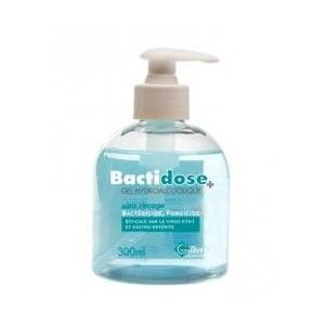 Gel hydroalcoolique Bactidose 300ml