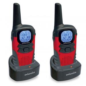 Pack talkie walkie